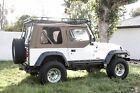2002 Jeep Wrangler  2002 Jeep Wrangler 4x4 Lifted
