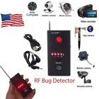 Anti Spy Hidden Camera GSM Lens Audio Bug Detector GPS Signal Finder Tracker US