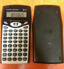 HP-9S Business Scientific Calculator With Cover! Tested Working!