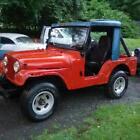 1971 Jeep CJ  1971 Jeep CJ5