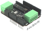 Multifunctional POWER SHIELD 6+6T800 for Arduino