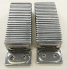 """WOODYS DIGGER SUPPORT PLATES 7A ANGLE ALUM. DOUBLE STUD 5/16"""" 48/PK ADA2-3775-B"""