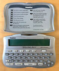 Franklin SA206S Spelling Ace Thesaurus Vocabulary Builder Spell Corrector Silver