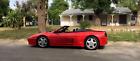1995 Ferrari 348  1995 Ferrari 348 Spider  Last Year of Production