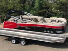 New  23 Ft Cascade Platinum RJ with 250 and trailer