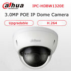 DaHua 3MP IP Camera IPC-HDBW1320E PoE Network Onvif WDR Dome IR 30M IK10 IP67