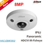 Dahua HAC-EBW3802 8mp Panoramic fisheye Camera HDCVI Camera Waterproof IP67