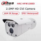 Dahua HAC-HFW1200D 2MP HDCVI IR IP67 CCTV Bullet Security Camera 3.6mm Lens