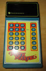 Vintage 1978 Math Marvel Texas Instruments Electronic Game Calculator Working