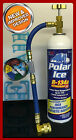 2 CANS of FJC 525 R134a w/ Synthetic Refrigerant Oil, Extreme Cold AC 19 oz. PRO