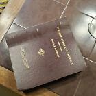 Original 1956 Curtiss-Wright TC18DA Service Manual 972TC18DA