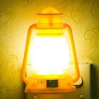 NEW Flat plug Rated voltage 110-220V Retro Ship Lights Creative LED Night Light