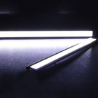 2pc Marine Grade Large Super Bright 12 volt Cool White LED Courtesy Lights