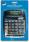 "7"" x 5"" Jumbo Professional Desk Calculator Digit Large Button School Home Office"