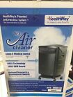 HEALTHWAY AIR CLEANER PURIFIER 9-STAGE FILTER CLASS II MEDICAL DEVICE # 20600-3