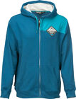 FLY RACING PATCH HOODIE BLUE S 354-6281S