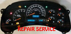 2003 to 2006 CHEVROLET AVALANCHE CLUSTER SOFTWARE & ODOMETER CALIBRATION SERV