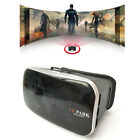 3D VR Glasses Virtual Reality Headset for Movies iPhone and Android Phones