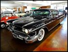 Cadillac Fleetwood Sixty Special Sixty Special 1958 Cadillac Fleetwood Sixty Special  Black - Gray