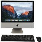 "Apple 20"" iMac® Desktop Computer Refurbished"