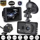 HD 1080P 3' In Vehicle Car Dash Camera Video Recorder Cam DVR HDMI G-sensor K9N6