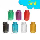 5ml Clear Replacement Mini Glass Tank Tube Bell Caps For Aspire Nautilus 7 Color