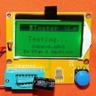 LCR-T4 Transistor Tester Diode Triode ESR Meter MOS/PNP/NPN L/C/R RS 23