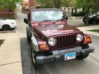 2003 Jeep Wrangler  2003 Jeep Wrangler Right Hand Drive RHD