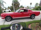1965 Ford Mustang FASTBACK 1965 FORD MUSTANG FASTBACK---- NO RESERVE---- RARE COLOR COMBO TORCH RED,RED INT