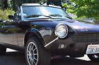 1976 Fiat 124 Spider  1976 FIAT Spider