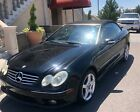 2005 Mercedes-Benz CLK-Class 2DR Mercedes-Benz CLK-Class in Good Condition 2005  AMG Trim Package Convertible