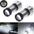 Sale 2x Headlight For Yamaha Raptor 700 700R 06-18 80W 6000K White LED Bulb H6M