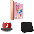 Apple iPad 6th Gen. 32GB, Wi-Fi + Cellular 9.7in - Gold Bundle