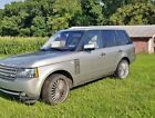 2010 Land Rover Range Rover Cream Leather 2010 Range Rover Supercharged Autobiography