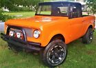 1961 International Harvester Scout Convertable Hardtop 1961 international scout 80 4x4, V6, 4-speed auto (NO RESERVE!!)