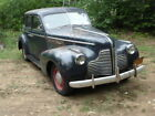 1940 Buick Series 40  1940 buick special, original suvivor, runs like a top. Engine replaced in 1953.