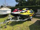 BUNDLE DEAL!!! 2015 RXT 260 S and 2010 GTX 215 Sea Doo Jet SKis