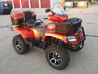 2015 Arctic Cat TRV 700 Limited ATV