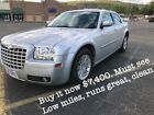 2008 Chrysler 300 Series Touring 2008 Chrysler 300 Touring edition Leather low miles loaded runs great