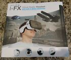 Hype i-fx virtual reality headset with built in stereo earphones