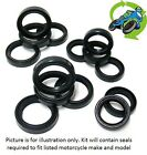 New Honda CBR 125 R7 2007 (125 CC) - Hi-Quality Fork Seal Set Oil Seals