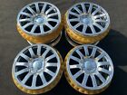 4 GENUINE BUGATTI VEYRON 16.4 OZ RACING FACTORY OEM WHEELS RIMS