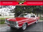 1967 Galaxie -- 1967 Ford Galaxie 500  76770 Miles Candy apple red Convertible 390cu A