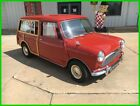 1964 Austin Mini Cooper Woody 1964 Woody Used Manual FWD