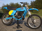 1978 Bultaco Pursang MK 11  1978 Bultaco Pursang MK 11 250 AHRMA Vintage Motocross MX
