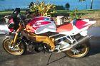 2009 Aprilia Tuono 1000 Factory - R V twin  2009 Aprilia Tuono R - Factory V-Twin 1000cc Factory Ohlins suspension