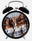 "Sexy Beer Girls Alarm Desk Clock 3.75"" Home or Office Decor W102 Nice For Gifts"