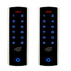 2x RFID EM Card Waterproof Touch Keypad Door Access Control System Backlight Top