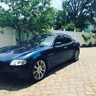 2005 Maserati Quattroporte  Maserati Quattroporte Executive GT No Reserve!!!!