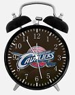 "Cleveland Cavaliers Alarm Desk Clock 3.75"" Home or Office Decor W204 Nice Gift"